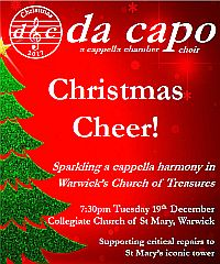 da Capo Christmas Cheer