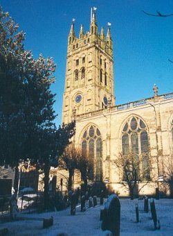 St Mary's Church, Warwick